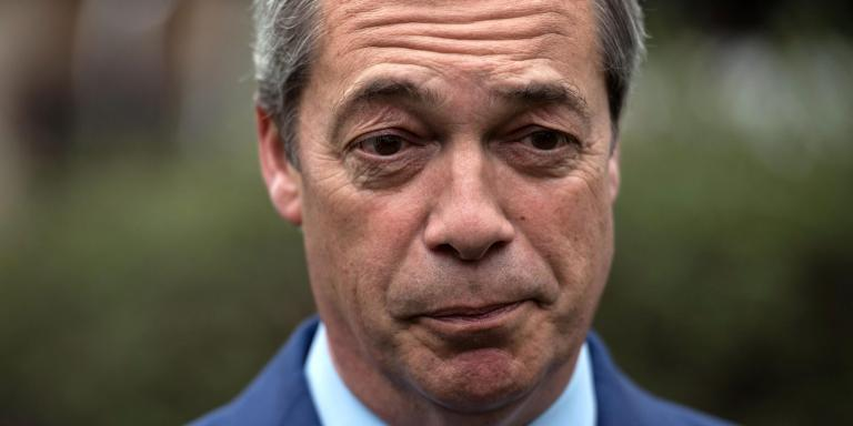 Nigel Farage returns to British politics in bid to defeat May's 'fraudulent' Brexit plans