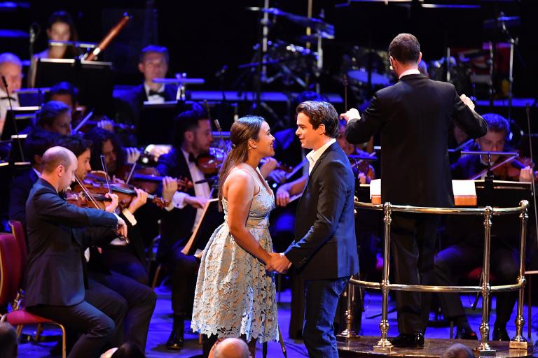Prom 38: West Side Story, Royal Albert Hall, review: Musical magic but a lack of spirit in this precise production