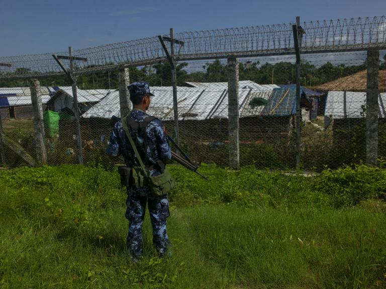 US sanctions Myanmar military over Rohingya 'ethnic cleansing'
