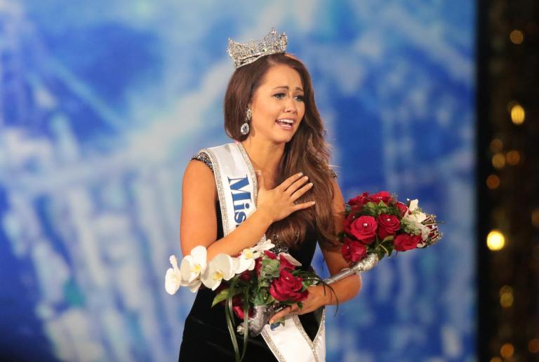 Former Miss America winner calls out organisation for 'silencing' her