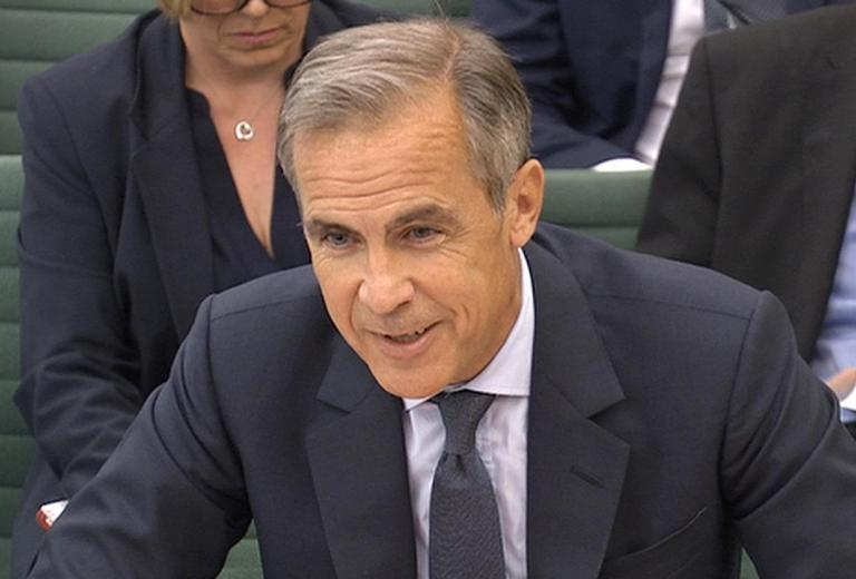 Brexit: Bank of England Governor Mark Carney warns of further market volatility due to no-deal fears