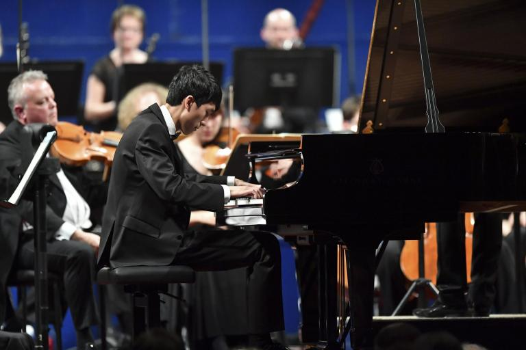 Leeds International Piano Competition, Leeds Town Hall, review: A hugely impressive bunch