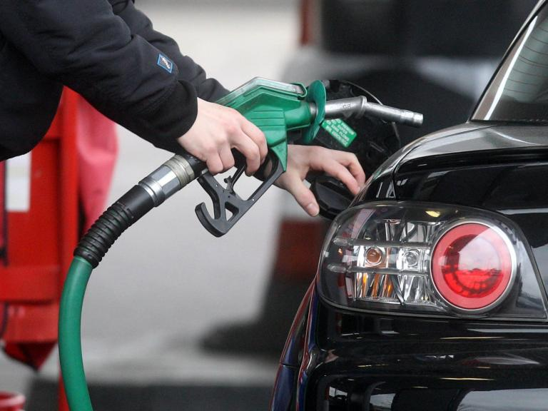 UK inflation hits two-year low as petrol prices fall