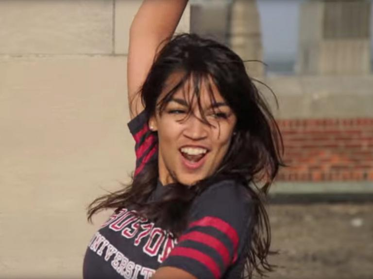 Alexandria Ocasio-Cortez dancing video leads to 192 per cent streaming spike for Phoenix song 'Lisztomania'