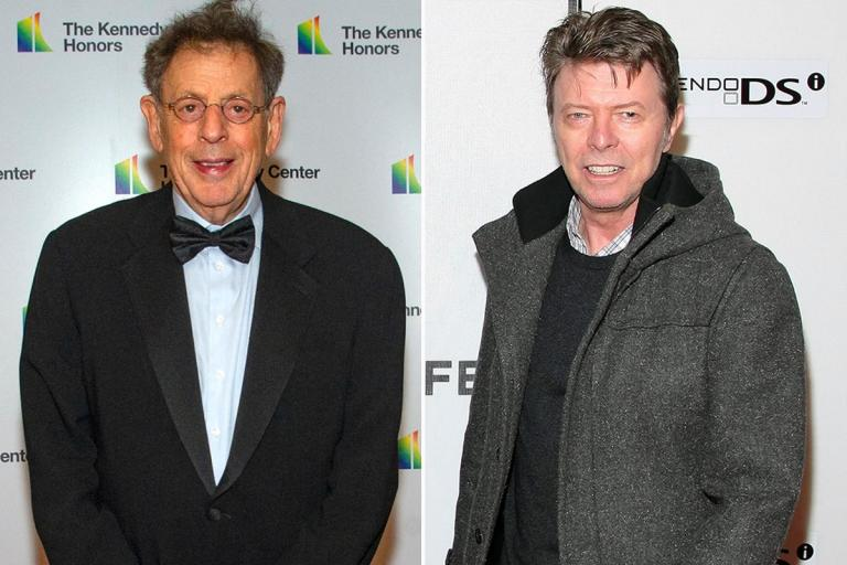 David Bowie's Lodger finds a new home: Philip Glass and John Adams discuss tribute symphony