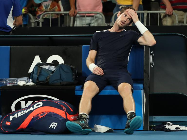 Andy Murray withdraws from Marseille Open as hip surgery looms ahead of decision on his future career