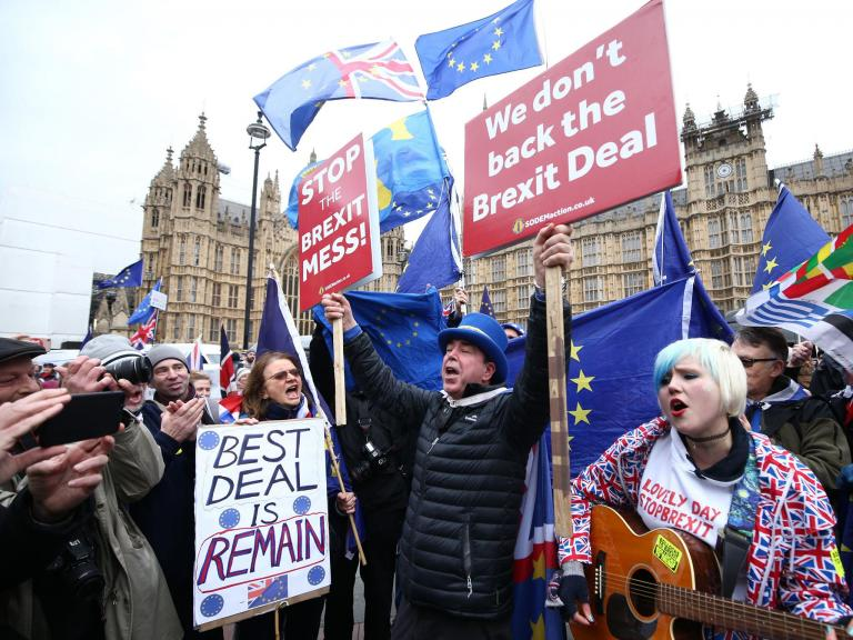 The Brexit deal is dead