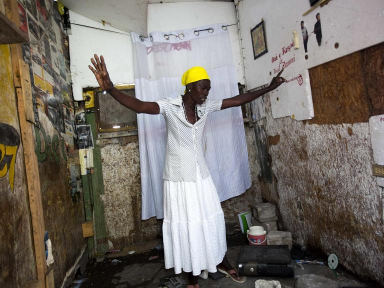 Men in police uniforms 'massacre' unarmed civilians in Haiti