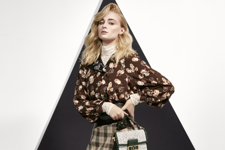 Sophie Turner, Chloe Moretz and Michelle Williams star in new Louis Vuitton campaign
