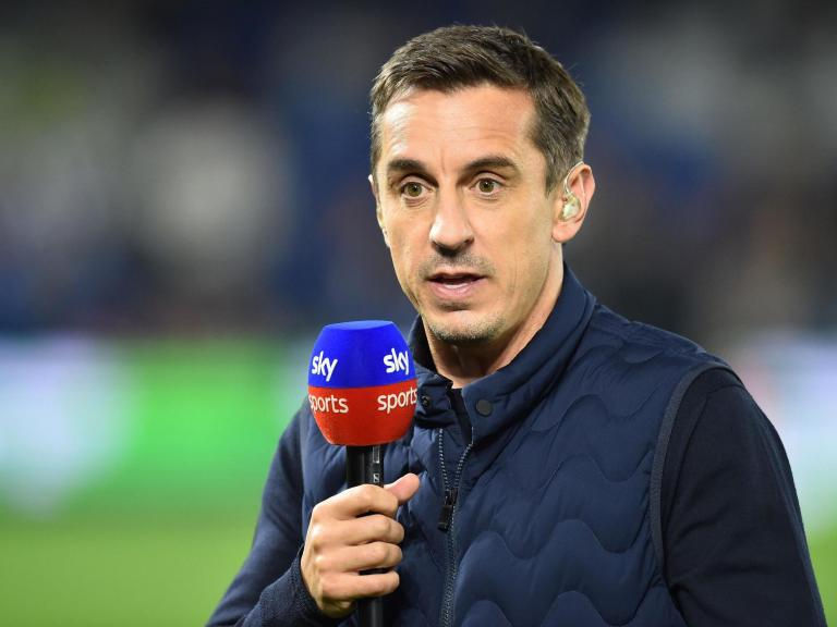 Gary Neville excited watching Manchester United play again