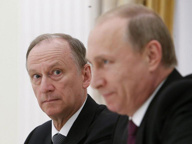 Ukraine could soon cease to be a country, Russia's top security official says