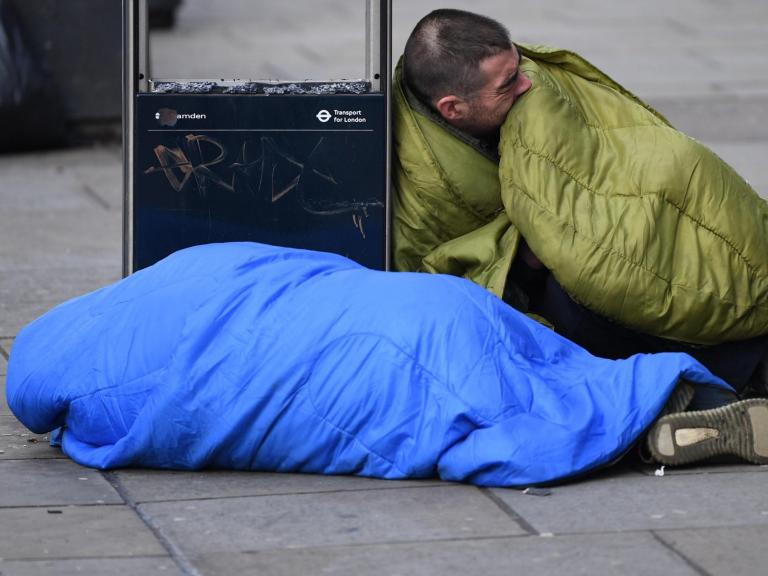 Home Office ordered to pay £90,000 to homless Polish couple illegally detained for five months over rough sleeping