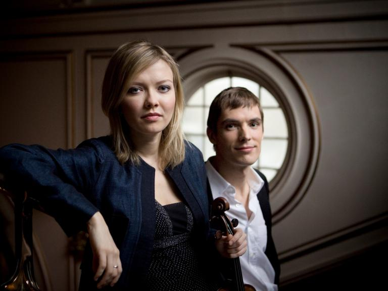 Alina Ibragimova and Cedric Tiberghien, Wigmore Hall, review: John Cage's mathematical experiments prove oddly compelling