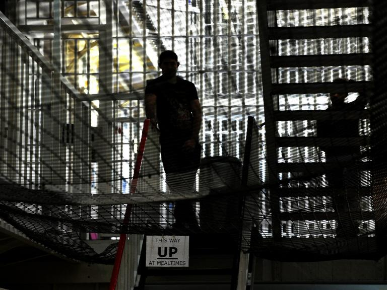 Twice as many prisoners developing drug problems as five years ago, figures show