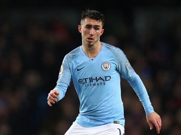 Manchester City defender Aymeric Laporte signs new contract until 2025