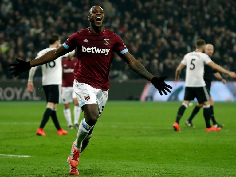 West Ham overturn early Fulham lead as Michail Antonio's late goal seals victory