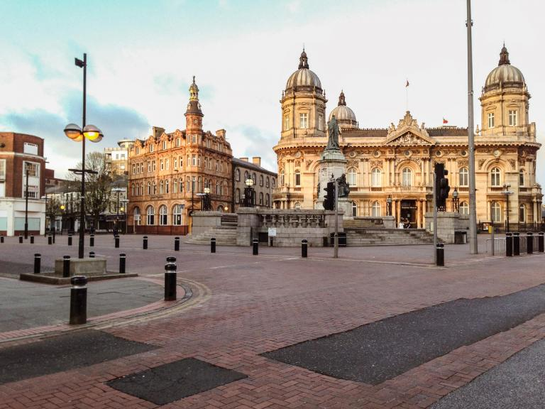 Hull seeks to become first UK city to introduce universal basic income