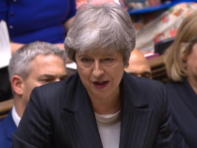 Brexit news - live: EU escalates no-deal threat by torpedoing Theresa May extension request unless M ...