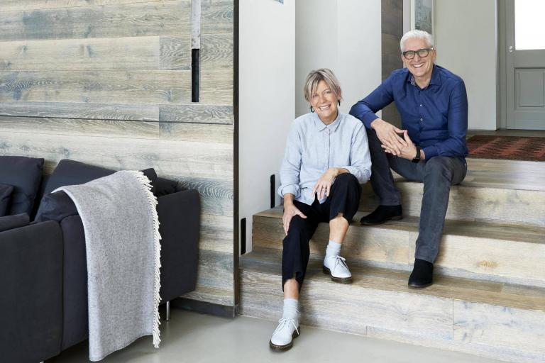 How one couple brought their former LA lifestyle to their Surrey home