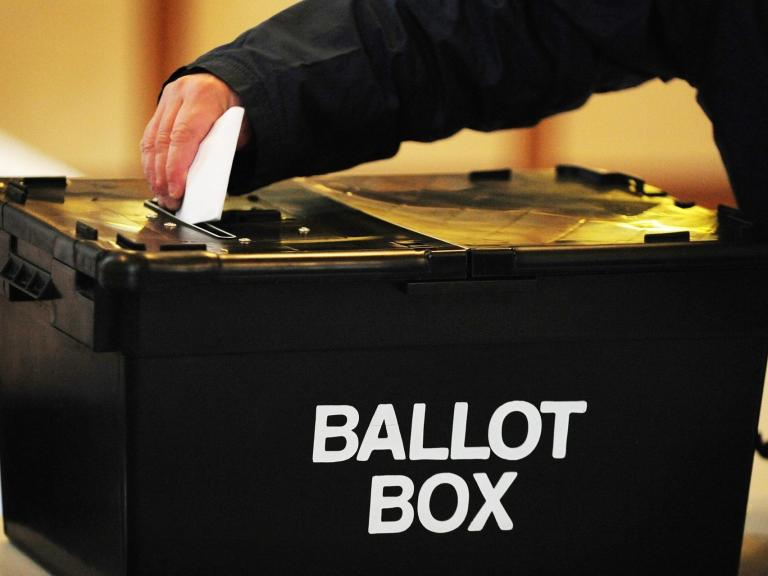 General election: How to register for postal or proxy vote