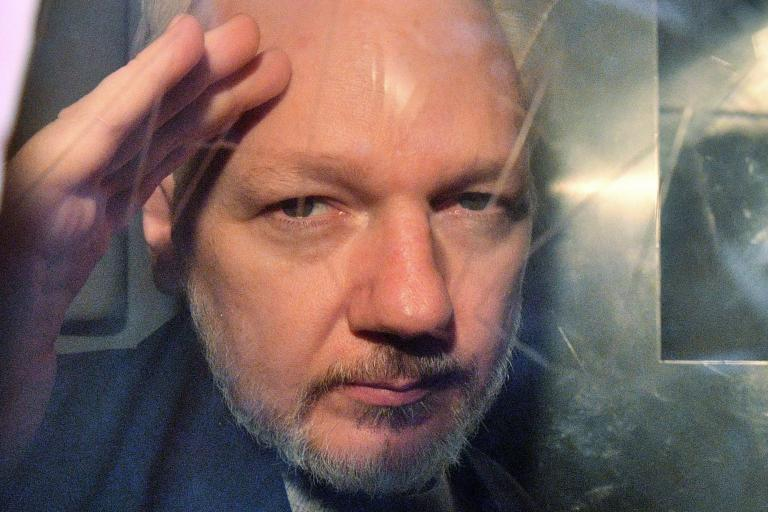 Julian Assange's belongings 'to be confiscated' by US authorities
