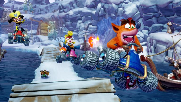 Crash Team Racing Nitro-Fueled preview: Extremely fun but fails to offer anything new to a tired genre