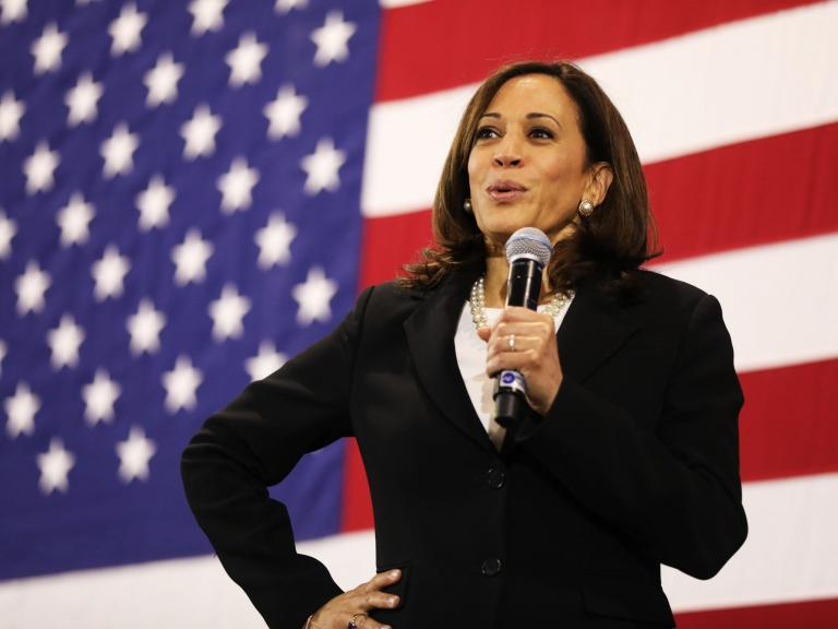 2020 election: Kamala Harris proposes big fines for companies who do not cut gender pay gap