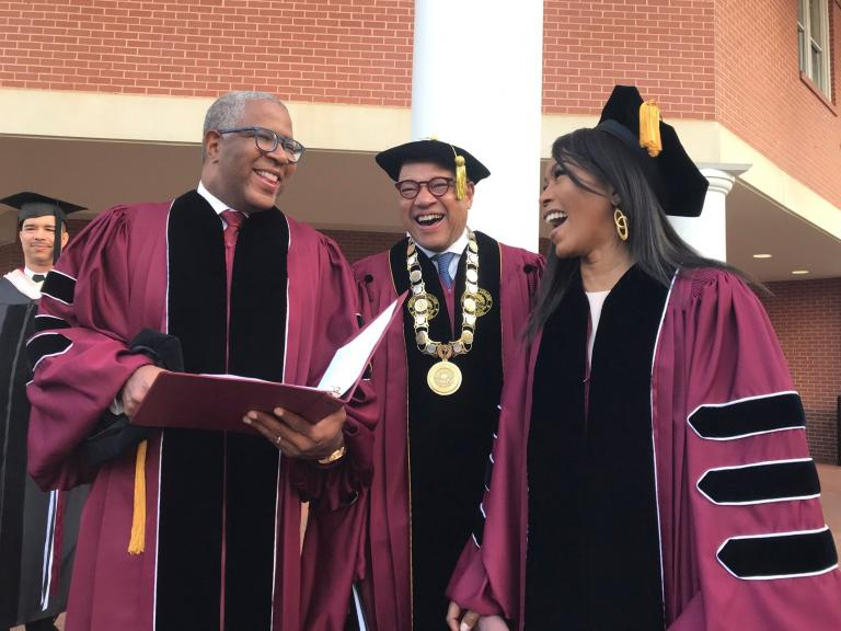 Robert F Smith's gift to Morehouse College was generous — but so are the tax cuts Trump brought in for billionaires like him