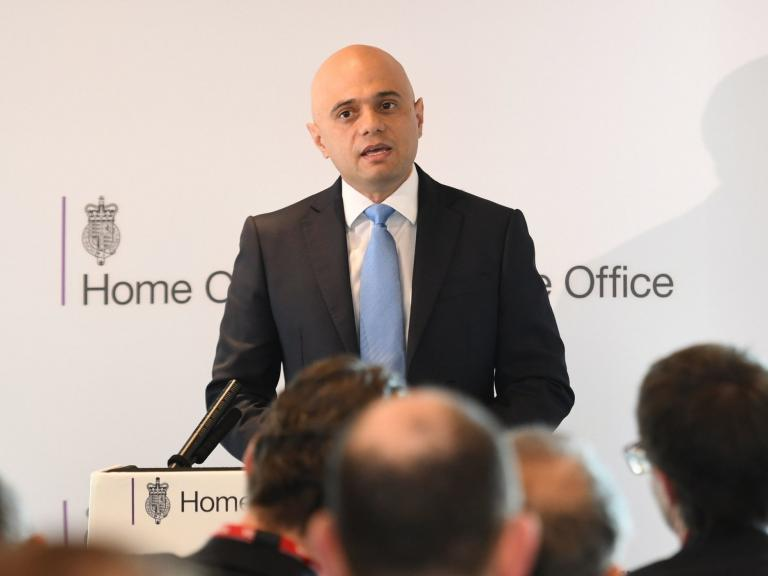 UK treason laws will be updated to cover terrorism and hostile state activity, says Sajid Javid