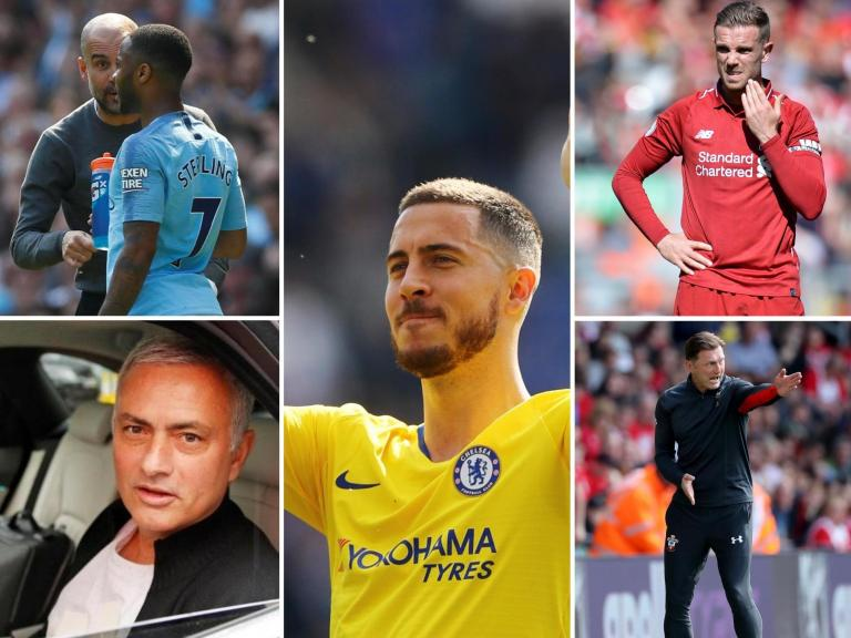 Twenty things we learned this season, from Eden Hazard's No 10 evolution to a surge in schadenfreude