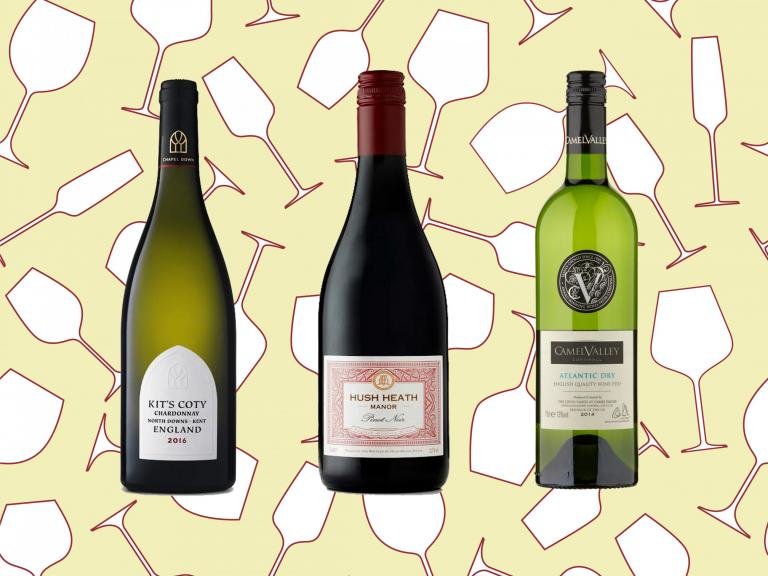 12 best English still wines celebrating homegrown grapes, from bacchus to chardonnay