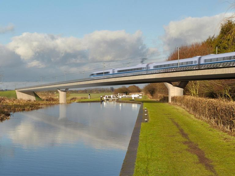 HS2 costs could swell to £106bn, warns review