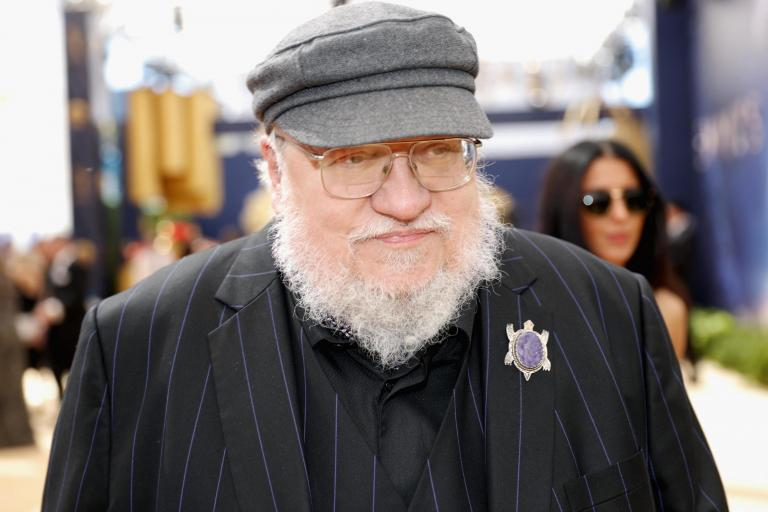 George RR Martin shares update on The Winds of Winter progress: 'It's going to be a huge book'
