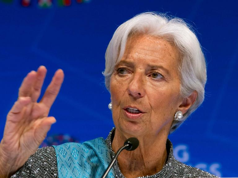 Cyber attacks could cause financial crisis, says ECB chief Christine Lagarde