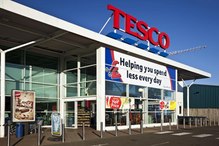 Tesco shares soar as supermarket chain weighs up £7.2bn sale of Asian business