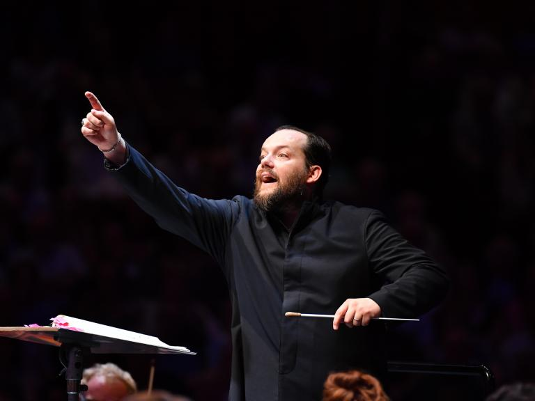 BBC Proms 47 review: Andris Nelsons provides fresh, surging momentum to a Leipzig classic