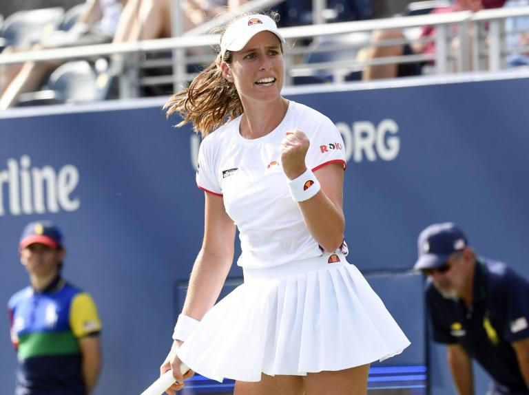 US Open 2019: Johanna Konta delighted to reach the second week of third straight grand slam
