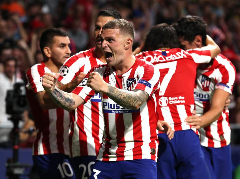 Atletico Madrid battle back to snatch dramatic late draw with Juventus in Champions League clash