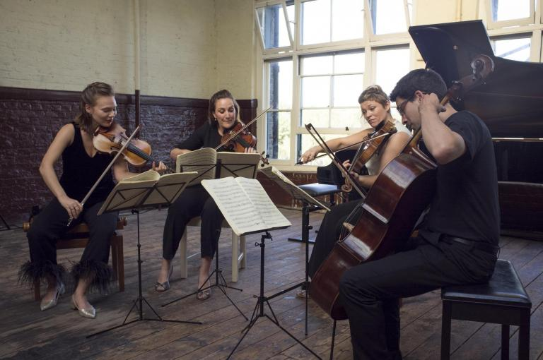 Ragged Music Festival review: A vivid and passionate chamber concert in the backstreets of Tower Hamlets