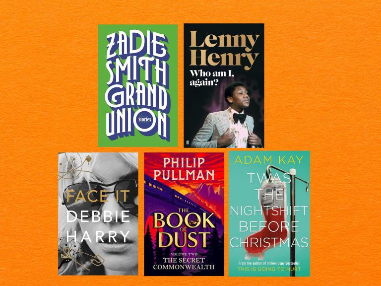 Books of the month: From Philip Pullman's The Secret C...wealth to Adam Kay's Twas The Nightshift Before Christmas