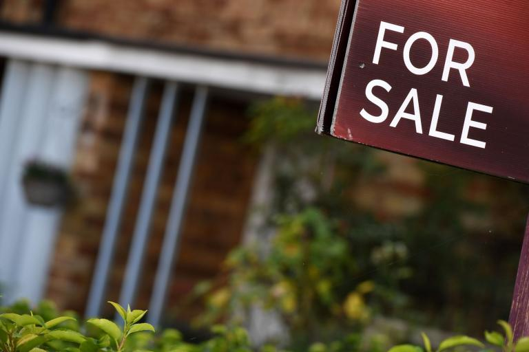 UK property sales fall to record low in April during coronavirus lockdown