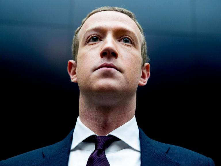 Mark Zuckerberg 'pretty confident' Facebook can protect integrity of 2020 election