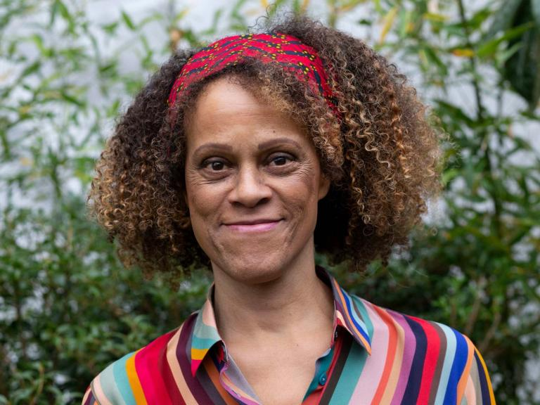 Bernardine Evaristo: 'No single book is the best book in the world'