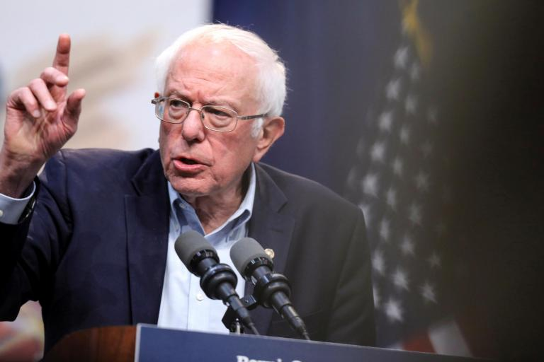 Bernie Sanders says gender is 'obstacle' for women in politics following Elizabeth Warren row