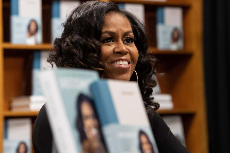 Becoming: Michelle Obama earns Grammy nomination for memoir audiobook
