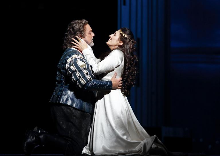 Otello review, Royal Opera House: Three outstanding performances from production's Iago, Otello and Desdemona