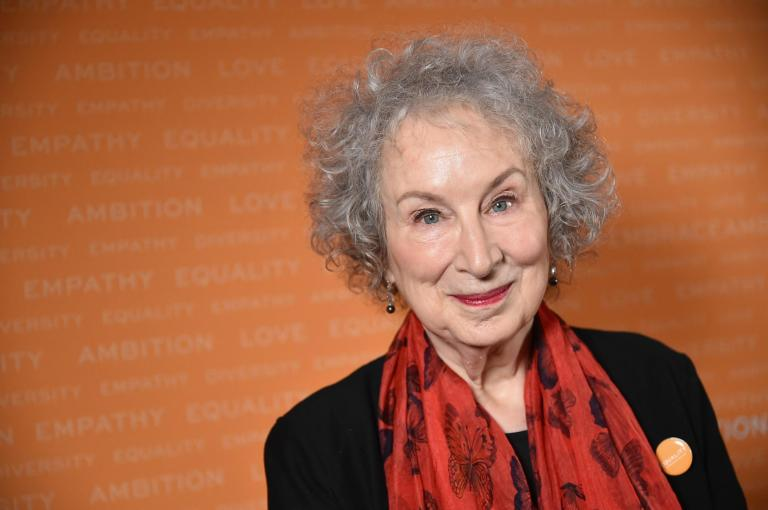 The Handmaid's Tale author Margaret Atwood supports tr...mmunity: 'Rejoice in nature's infinite variety'