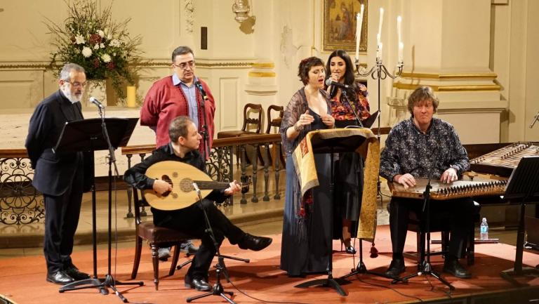 Arab Christmas review, St Martin-in-the-Fields: Celebration of the human voice makes for a perfect evening