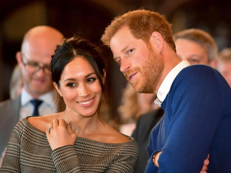Netflix boss declares interest in deal with Prince Harry and Meghan Markle