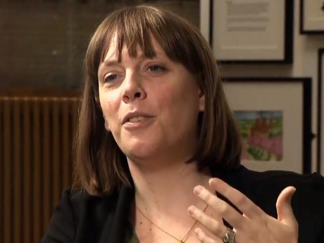 Jess Phillips says it would be 'embarrassing' for a man to win Labour leadership a ...